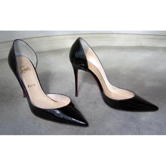 e7440de38a2 Christian Louboutin Shoes - Christian Louboutin Iriza sizes 40 and 41